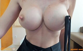 I have big sensitive nipples. Do you want to bite them?
