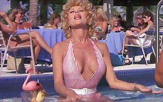 Downcast Compel ReEdit of Private Resort - Classic pornstars round vintage hardcore
