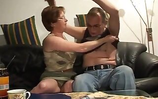 Hot mature coupled with her older boyfriend cant wait to let the world see them fuck!